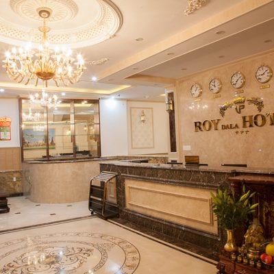 Khách sạn 3 sao Đà Lạt - Roy Dala Hotel