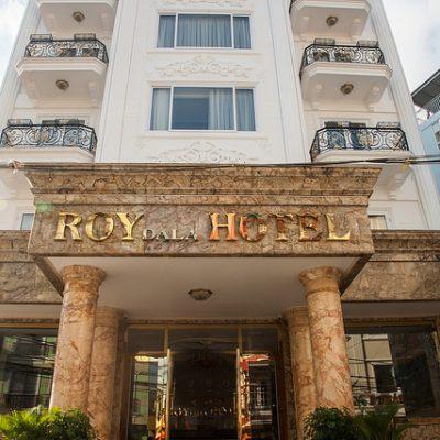 Khách sạn 3 sao ngay trung tâm thành phố Đà Lạt